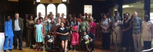 church group photo 2 august 18 2013